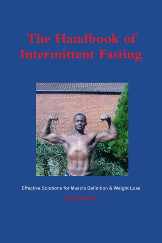 Handbook of Intermittent Fasting - Cover