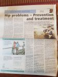 Prevention of Hip Problems