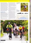 Riding in the Mille Cymru 1,000km Audax (27 June 2014)