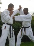 Idai Makaya - Karate Training