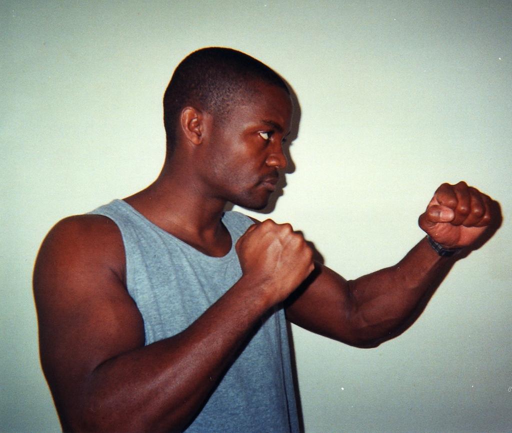 Idai Makaya - Kickboxing