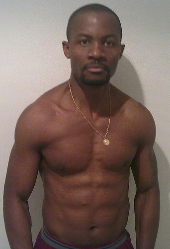 Idai Makaya - Ripped - 38 years old