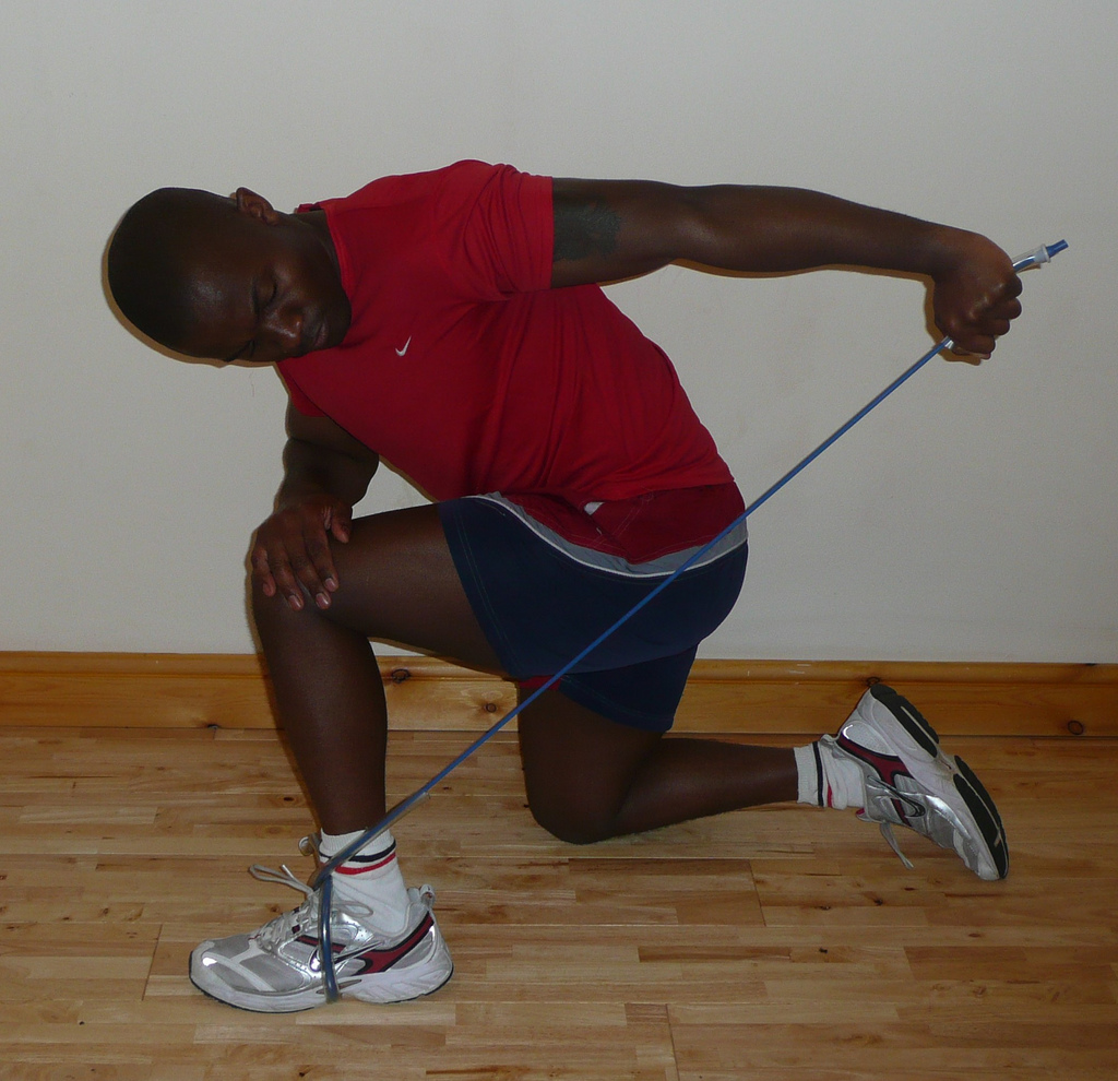 Idai - Resistance Band Conditioning