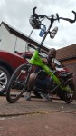 Training on the ElliptiGO Arc Bike: Aug 2016