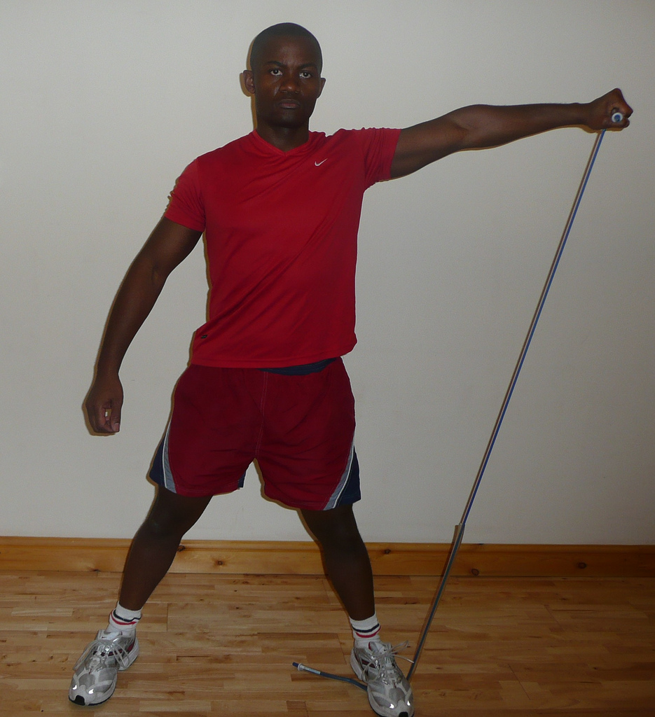 Resistance Band Conditioning