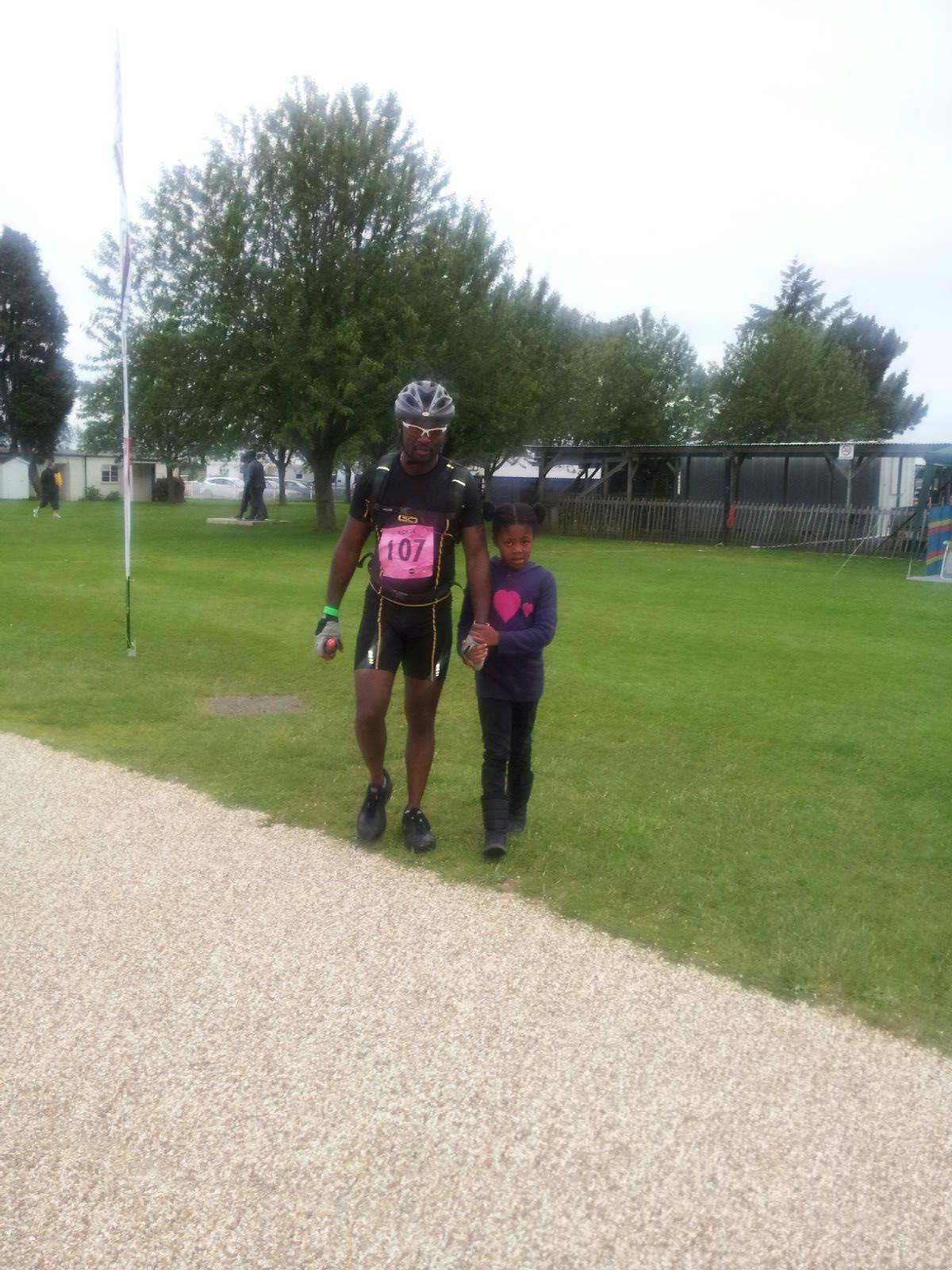 Ride 24 – taking a short break (232.8 miles - in One Day)