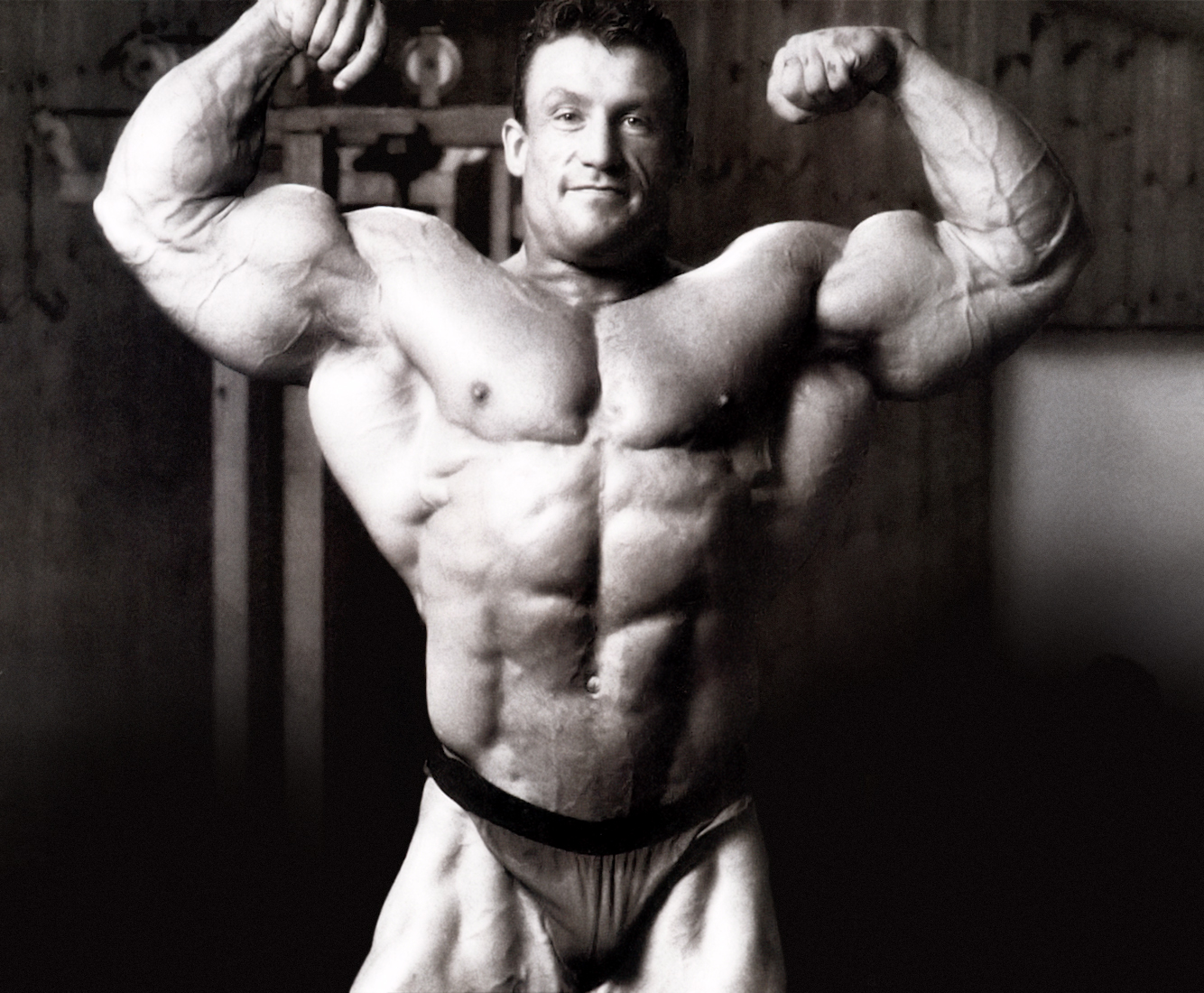 Dorian Yates in Competition Shape...