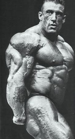 Dorian Yates at his Peak...
