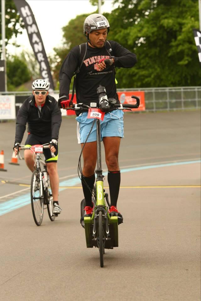 Carl in FT London Sportive