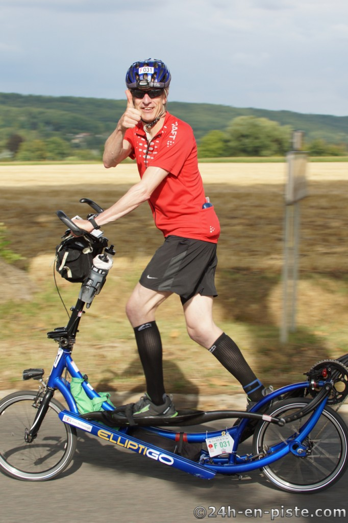 Alan McDonogh put in another strong ride to complete the LEL 2013 & PBP 2015 'Doubl'e - and has now completed both of Audax long-distance cycling's premier international events...